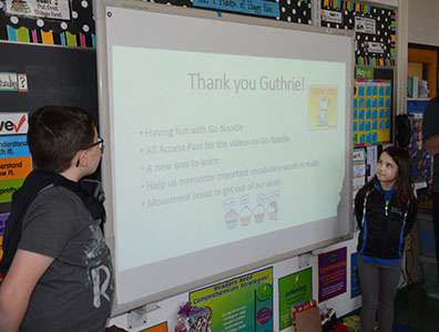 Guthrie provides health resource to students